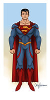 Superman Design by Cor104