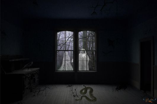 The Abandoned by DarkGeekMS