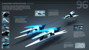 Pod Racer by AdamOstridge