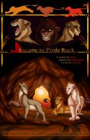 Escape to Pride Rock cover by thereina