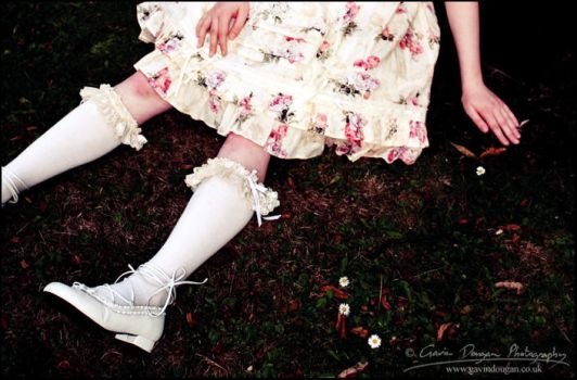 Frills And Flowers by gdphotography