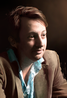 David Mitchell by Hortensie-Stone
