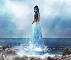 She - Ocean by cylonka