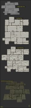 Floor tile by MrNinjutsu