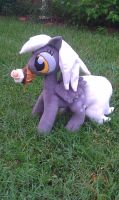 derpy hooves Friendship is Magic plushie by nbegona