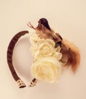Little Bird Hair Accessory by sweetmildred