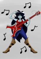 Marceline by retrokidz