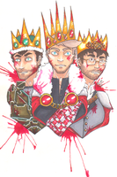 Kings Of War by im-a-nobody