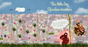The little big garden-venture by rockingdead