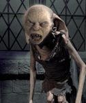 The Kreacher known as Smeagol by Llira