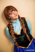Princess of Arendelle by shelbeanie