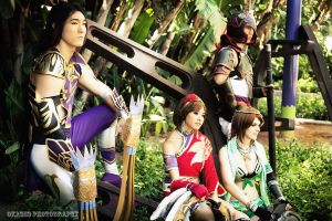 DW7: Peaceful Kingdoms by Xxfruit-cakexX