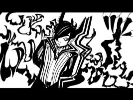 Comission: Nightmare King's Requiem by V3raD