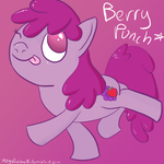 Berry Punch by MegsFireball