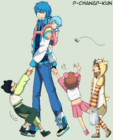 DMMd - I'm surrounded by brats! by P-ChanAndP-Kun