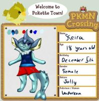 Keira ref PKMN Crossing Tryout by sshoes