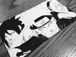 Team 7 Reunited by artxnoa