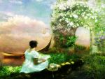 Quiet  Momens with God by designdiva3
