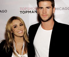 miley and liam by SmushhyM
