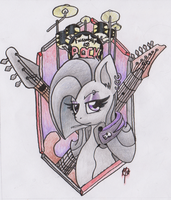 Rock never dies (finished) by FezTheWolf