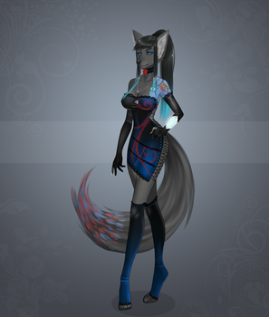 Finished Outfit Adopt 32 (AB2 option) by CherrysDesigns