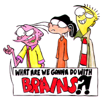 Ed, Edd 'n Eddy -- Brains by Phenylketonurics