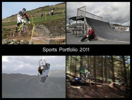 Sports Portfolio 2011 by InsaneGelfling