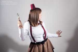 11th Doctor cosplay VII by Samii-Doll