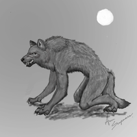 The Wereling by StrayDogStride