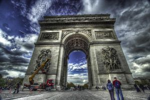 Paris Tour 7 by Hamrani