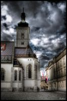 Small in front of God - HDR by Sedma