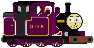 Ryan The Great Northern Engine by TheAusterityEngine