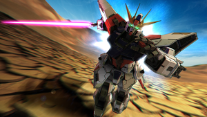 Build Strike Gundam Speed Star by Juzztize