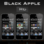 Black Apple HD by kuanyuchen