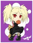 Chibi 1_Helena by Letucse