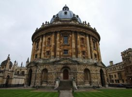 Oxford - Radcliffe Camera by PhilsPictures