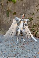 Lucca Comics and Games Mer-Gio-52 by LarsVanDrake