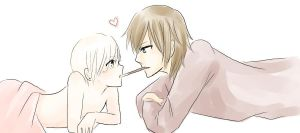 How to Love with Pocky by asako-rin