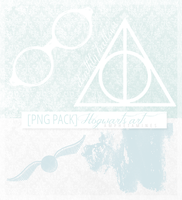 [PNG PACK] Hogwarts ART by DAMIANsoul