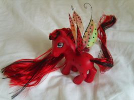 Lady bug custom mlp 3 by thebluemaiden