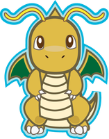 Dragonite by PiNkOpHiLiC