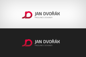 Jan Dvorak logo by Honya