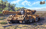 Tank vol.3 by 4tochkin