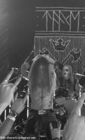 Taake Hellfest 2009 d by Wild-Huntress