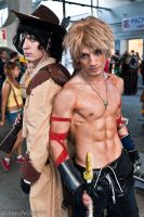 Romics 2011 Ven: 15 by LarsVanDrake