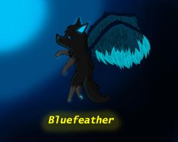 bluefeather by Accalialove