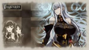 PS3 - Valkyria Chronicles by Nujin-SK