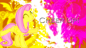 Cheer up Wallpaper for Brittney by EnemyD