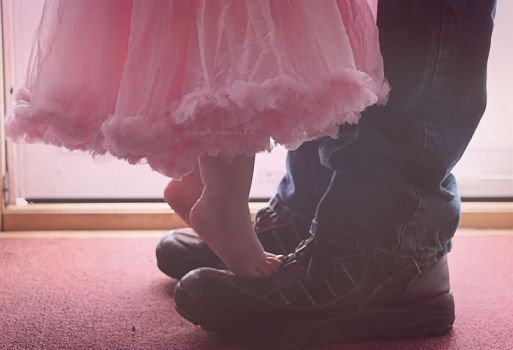 Daddy and Daughter by emily0690