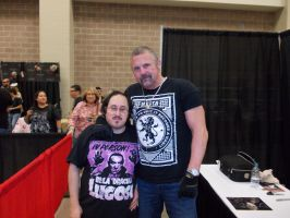 MEETING KANE HODDER AT SOUTH TEXAS HORROR CON by TMNTFAN85